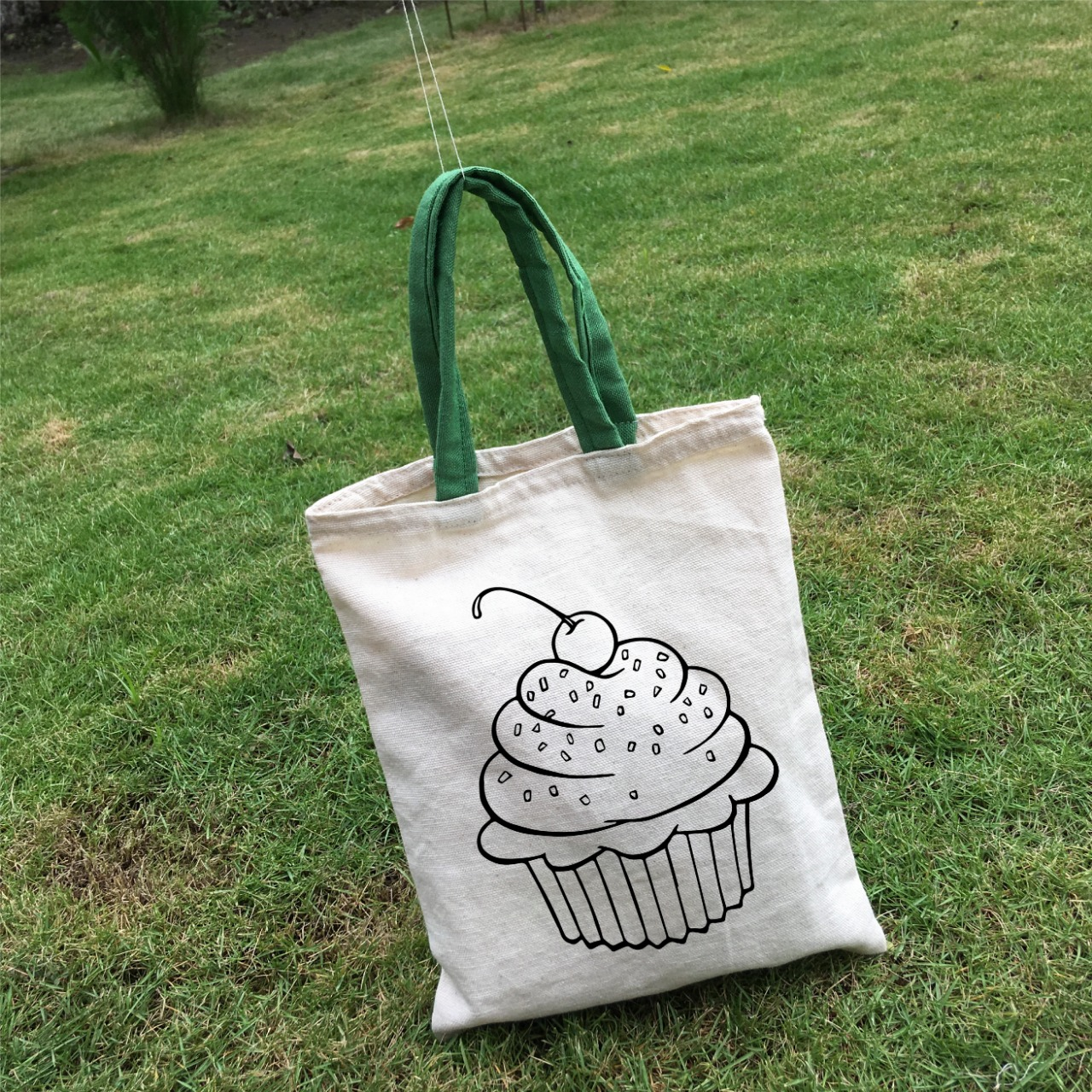 """Cupcake"" Bags - Set of 12 - Size S"