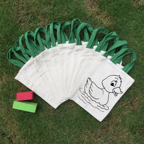 """Duck' Bags - Set of 12 - Size s"