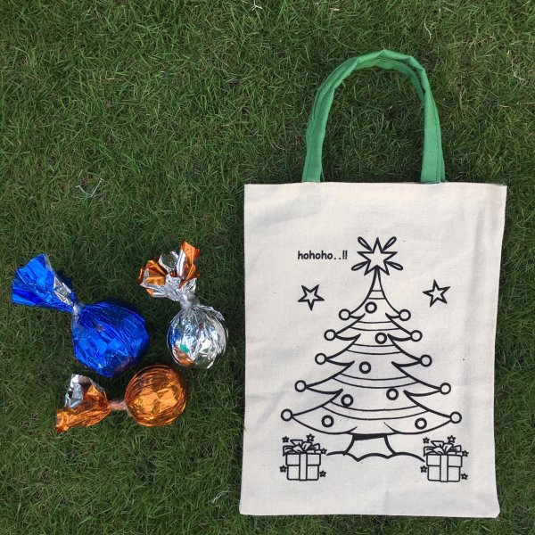 Christmas Tree Bag - M Size - Pack of 10