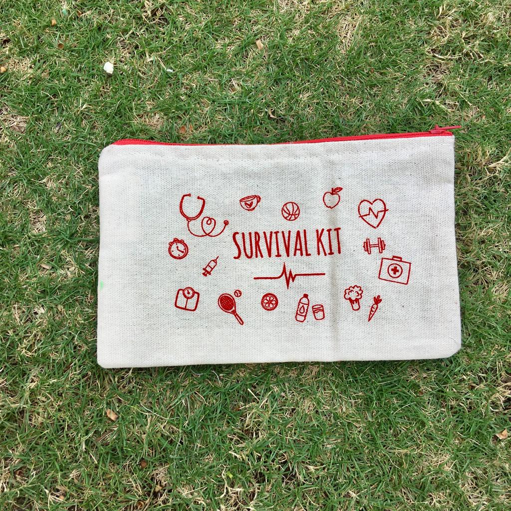"""Survival Kit"" Medical Pouch"