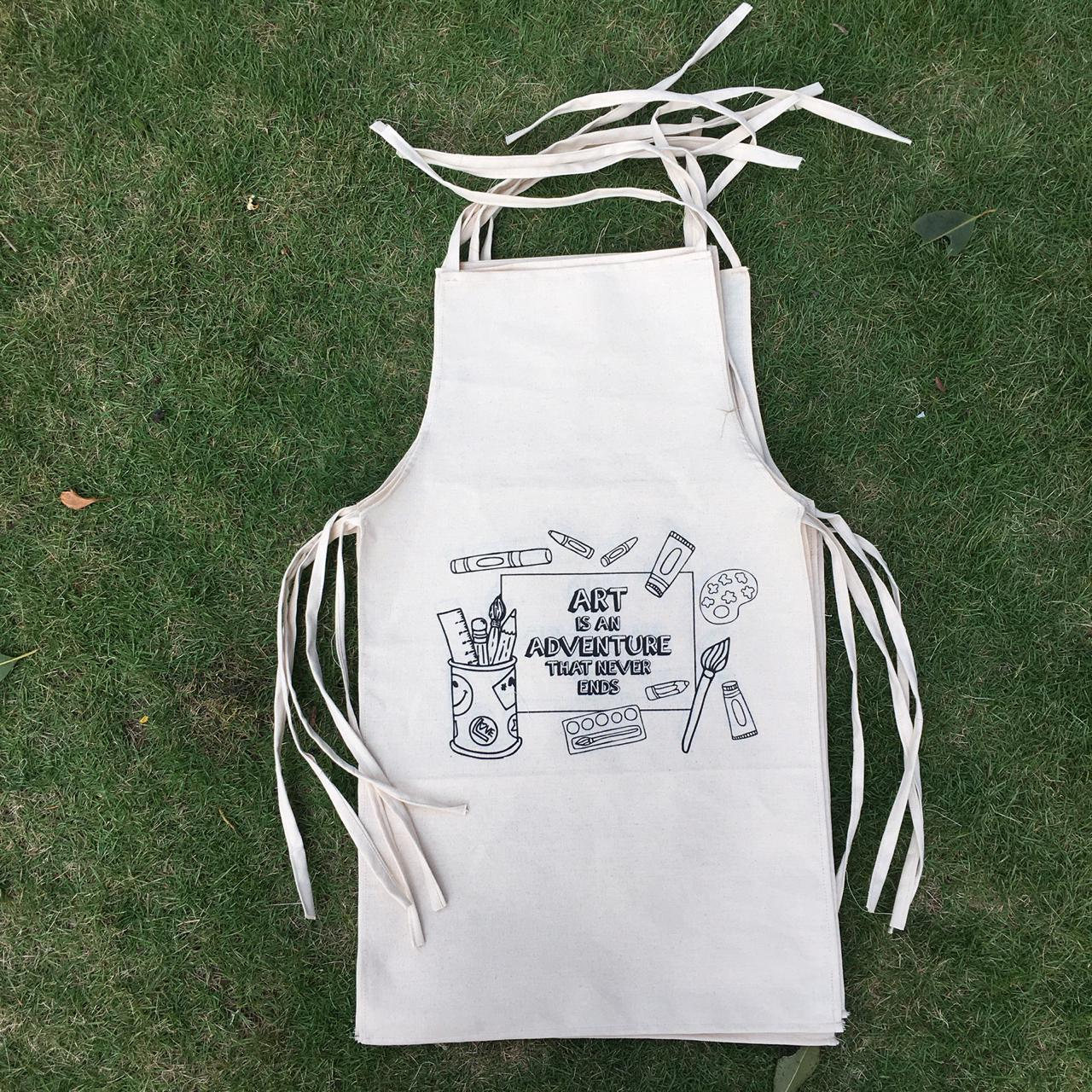 Art Aprons for kids